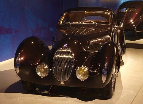Talbot Lago, 1937, Car, Automobile, Vehicle