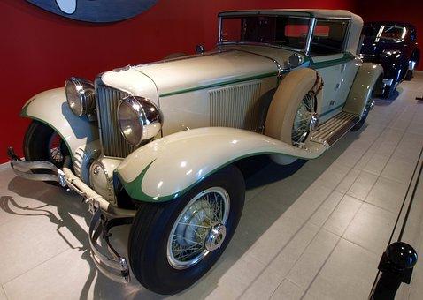 Cord Cabriole, 1929, Car, Automobile, Vehicle
