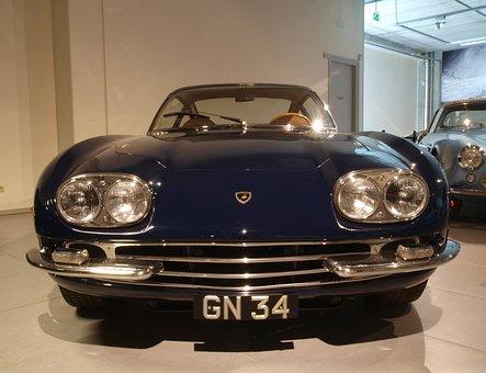 Lamborghini 1965, Car, Automobile, Vehicle
