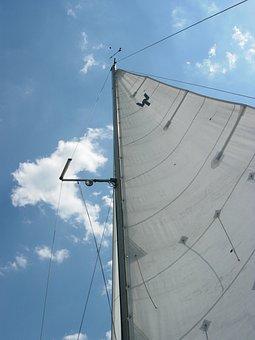 Sailboat, Chandler Motion, Warnemunde