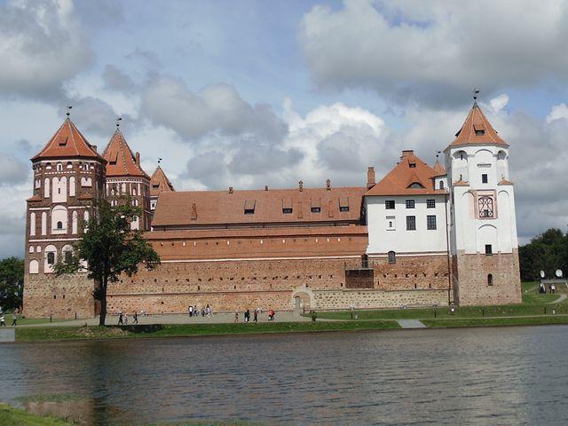 The Mir Castle, Belarus, 16 21