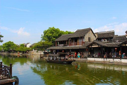 Xitang, The Ancient Town, China