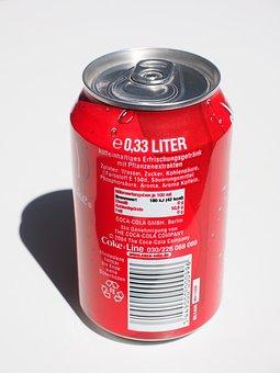 Box, Cola Dose, Cola, Drink, Brand, Erfrischungsgetränk