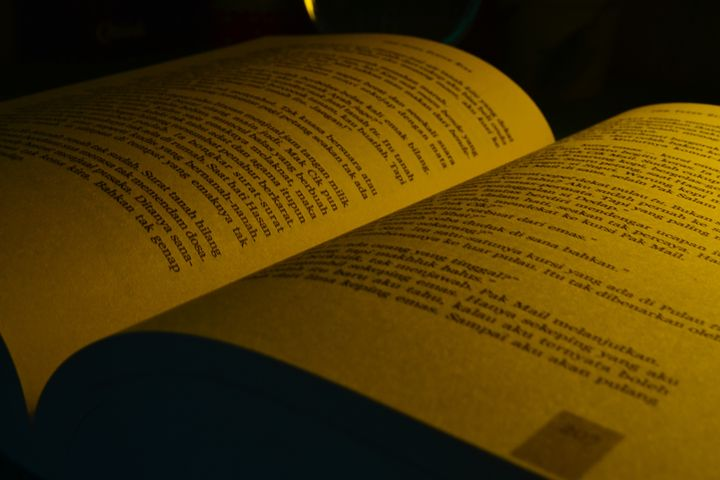 Book, Open, Open Book, Paper, Short Story, Literature
