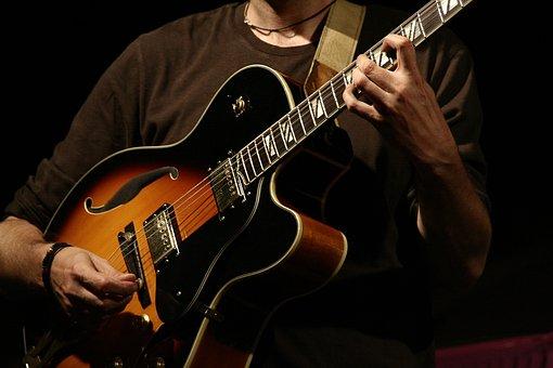 Guitar, Music, Instrumental, Melodic, Musical