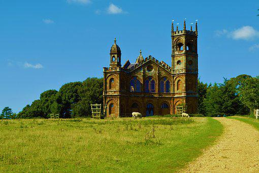 Stowe, Uk, England, Park