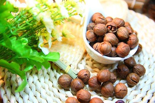 Pecan, Nut, Protein