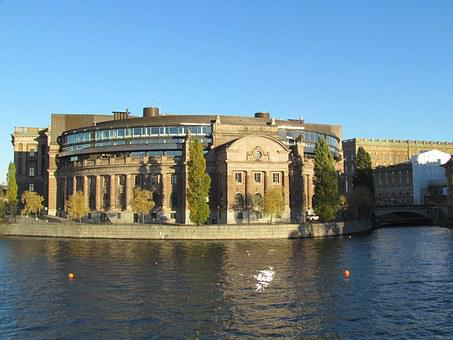 Stockholm, Royal Palace, Architecture, Sweden