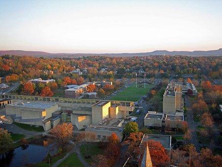 Massachusetts, University, School, Umass, Amherst