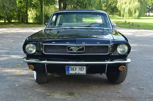 Mustang, Car, Wheels, Design, Auto, Speed, Power