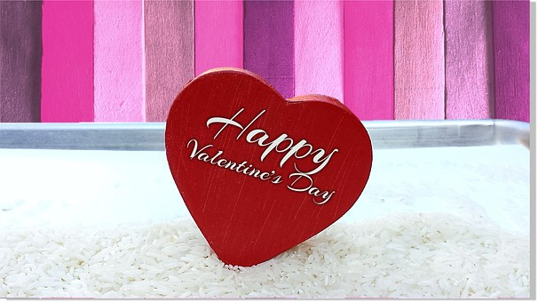 Valentine's Day, Love, The Feast Of The, Card