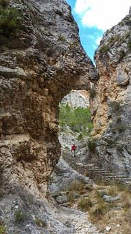 Hiking, Alicante, Mountains Of Alicante, Mountains