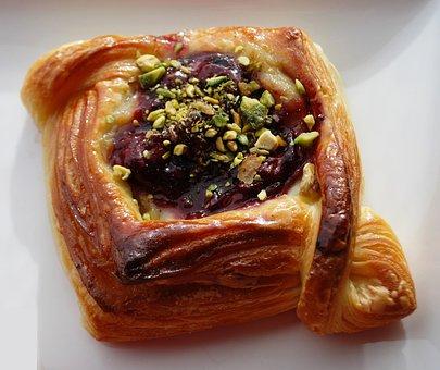 Backerry, Desert, Breakfast, Brunch, Pastry, Danish