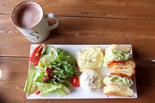 Brunch, Coffee, Afternoon Tea