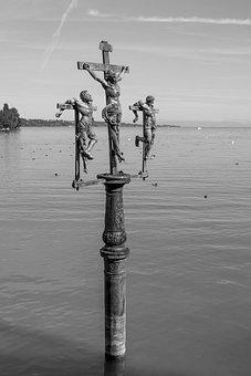 Bronze, Cruise, Lake Constance, Switzerland, Old
