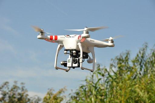 Drone, Aerial Photo, Djee
