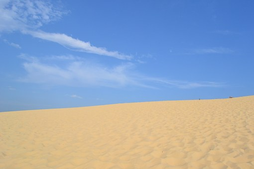 Pyla Dune, Dune, Sand, Pilat Dune, Summer, Landscape