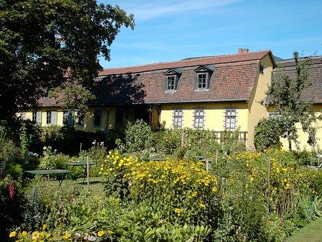 Goethe Garden, Weimar, Thuringia Germany