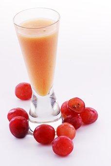 Grape Juice Of Papaya, Grape Juice, Papaya Juice, Juice