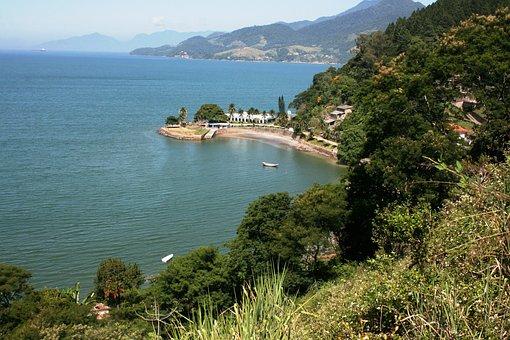 Mar, Angra, Rio Santos