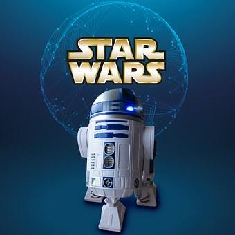 Disney, Robot, R2d2, Model, Toys, Planet, Pave