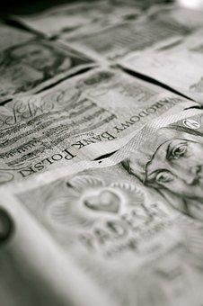 Money, Polish, Poland, Pay, Seem, Shares, Paper Money