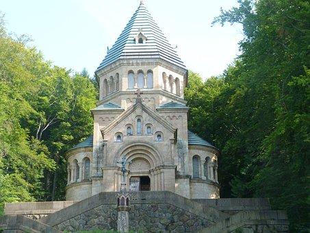 King Ludwig Ii, Votive Chapel, Starnberger See