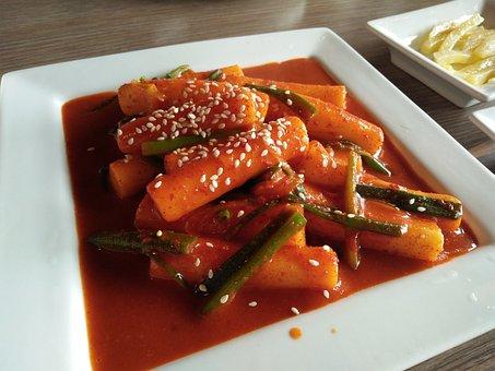 Food, Tok Bok Kee, Korean