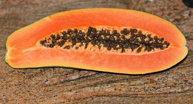 Papaya, Tropical Fruit, Pawpaw, Exotic, Sweet, Juicy