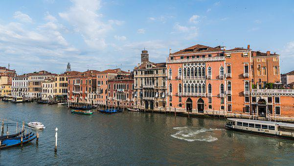 Venice, Italy, Outdoor, Scenic, Architecture