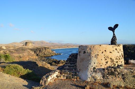 El Cotillo, Fortress Storm, Atlantic