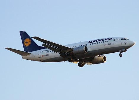 Aviation, Aircraft, Travel, B737-330 Colors Lh