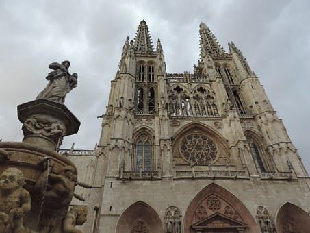 Burgos, Cathedral, Gothic Art, History, Middle Ages
