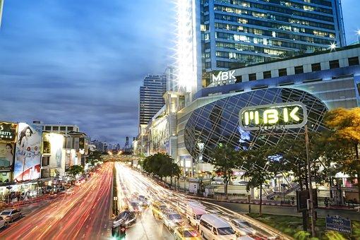 Light Rails, City, Car, Transport, Vehicle, Asian