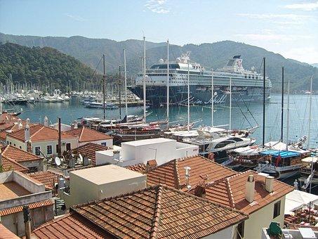 Cruise, Cruise Ship, Holiday, Greece, Mediterranean