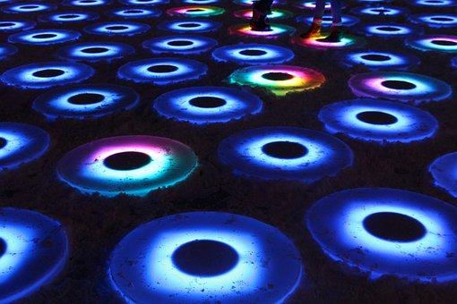 Montréal, Montreal High Lights, Light, Game Of Light