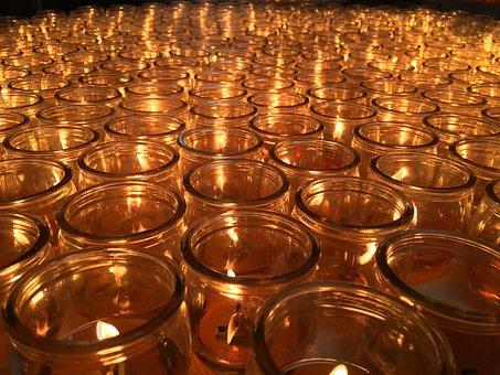 Candlelit, Night, Qi Atmosphere