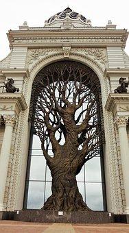 Russia, Tatarstan, Kazan, City, Architecture, Landscape