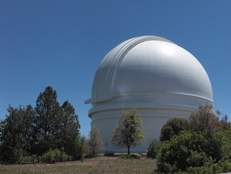 Mount Palomar Observatory, California, San Diego