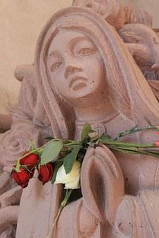 Virgin Guadalupe, St Anne Roman Catholic Parish