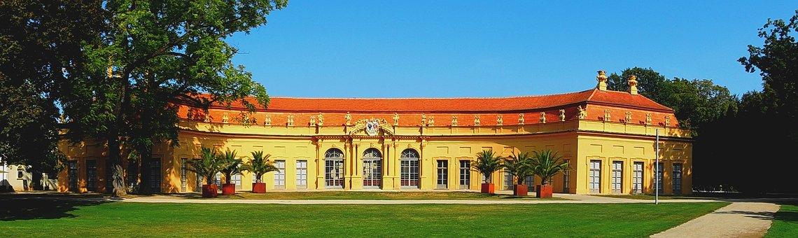 Orangery, Acquire Orangerie, Castle Park