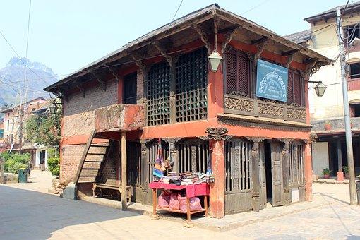 Library, Community, Service, Balabazar, Building