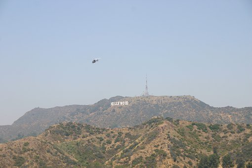 Hollywood, California, Usa, Hollywood Sign, Los Angeles