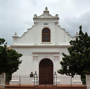 Dutch, Cape, Architecture, Reformed, Church, Heritage