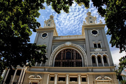 Great Synagogue, Cape Town, South Africa, Jewish, Faith