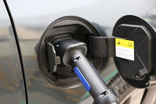 Electric Cars, Charging, Concent