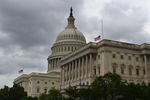 Washington Dc, Capitol Hill, Congress