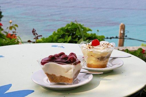 Holiday, Cake, Tasty, Enjoy, Eat, Plate, Delicious
