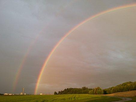 Double Rainbow, Rainbow, Natuschauspiel
