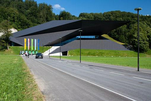 Erle, Germany, Theatre, Modern Architecture